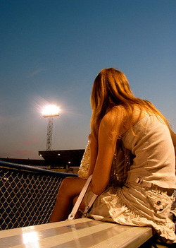 Baseball and Posture by Terry Bain, on Flickr